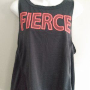 Athletic Works Tank top, grey, size Large.